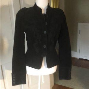 Zara Basic corduroy jacket, size M